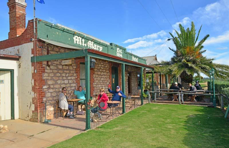 Outback Pub Tour