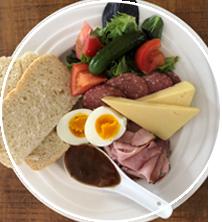 Platter Lunch